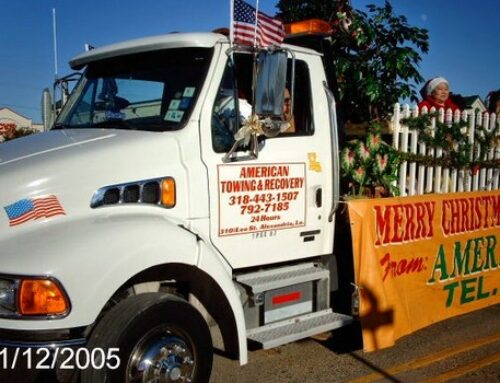 Construction Equipment Transport in Pineville Louisiana