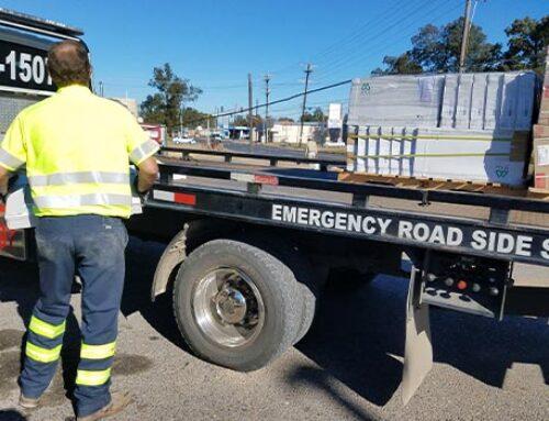 Equipment Transport in Alexandria LA