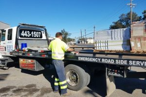 Off Road Recovery in Woodworth Louisiana